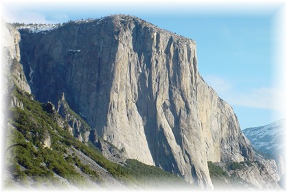 Photo of El Capitan